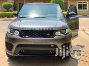 New Land Rover Range Rover Sport 2017 SVR 4x4 (5.0L 8cyl 8A) Gray | Cars for sale in Abuja (FCT) State, Garki 2
