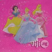 Disney Princess Lunch Napkin/Serviettes | Babies & Kids Accessories for sale in Lagos State, Surulere