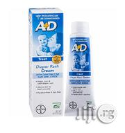 A+D Baby Diaper Rash Cream (113g) | Baby & Child Care for sale in Lagos State, Ikeja