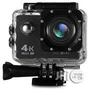 4K Ultra HD Sports Action Camera DVR Dv | Photo & Video Cameras for sale in Lagos State, Ikeja