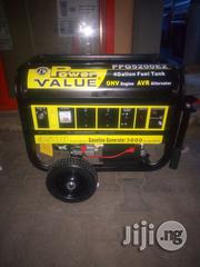Power Value 3.5KVA Automatic Generator With Two Years Warranty. | Electrical Equipment for sale in Lagos State, Ojo