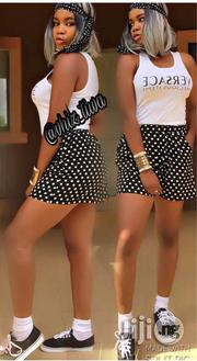 Sexy Versace Top And Short | Clothing for sale in Lagos State, Lagos Island