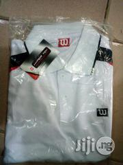 Wilson Long Tennis T-shirt   Clothing for sale in Lagos State, Ikeja