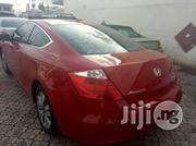 Honda Accord Coupe 2010 Red | Cars for sale in Oyo State, Ibadan