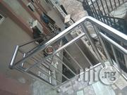 Stainless Handrails Silver   Building Materials for sale in Lagos State, Epe