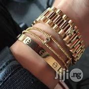 Rolex Bracelet Gold President | Jewelry for sale in Lagos State