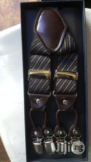 Suspenders / Cross Belts (Top Class Designers & Quality)   Clothing Accessories for sale in Lagos State, Lagos Island