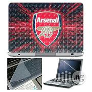 Universal 3 In 1 Arsenal Laptop Skin, Keyboard And Screen Protector | Computer Accessories  for sale in Lagos State, Ikeja