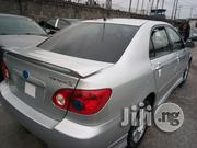Toyota Corolla S 2007 Silver   Cars for sale in Lagos State, Apapa