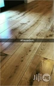 Wooden Floor. Pvc Vinyl Flooring Also Available | Building & Trades Services for sale in Abuja (FCT) State, Galadimawa