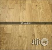 Use Vinyl Wood Like Flooring. Tiles Are Outdated. Free Installation | Building & Trades Services for sale in Lagos State, Lekki Phase 1
