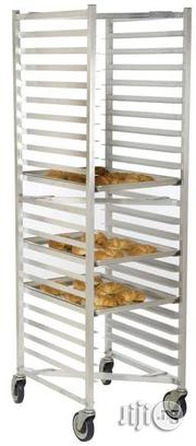Aluminum Trolly Bakery And Utility Racks | Store Equipment for sale in Lagos State, Lagos Island