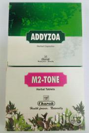 M2 Tone & Addyzoa Fertility Caps For Couples Trying Babies   Sexual Wellness for sale in Sokoto State, Kebbe
