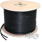 Coaxial CCTV Cable – 300 M Black | Accessories & Supplies for Electronics for sale in Lagos State, Ikeja