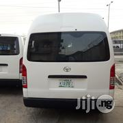 Used Toyota Hiace Hummer Bus 2016 High Roof | Buses & Microbuses for sale in Lagos State, Ikeja