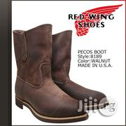 Pecos Redwing Boot(Original) | Shoes for sale in Lagos State, Ikoyi
