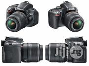 Nikon D5100 With A High-resolution Nikon Dx-format CMOS Image Sensor   Photo & Video Cameras for sale in Lagos State, Ikeja