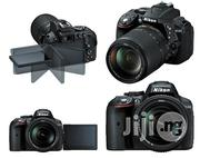 Imported Nikon D5100 Professional Camera   Photo & Video Cameras for sale in Lagos State, Ikeja