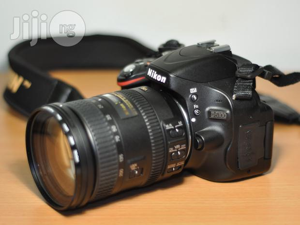 Nikon D5100 Camera With Dust Proof
