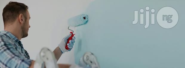 Archive: Painting & Screeding Contractors