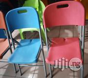 High Quality Folding Chair With Ion Fram | Furniture for sale in Lagos State, Victoria Island