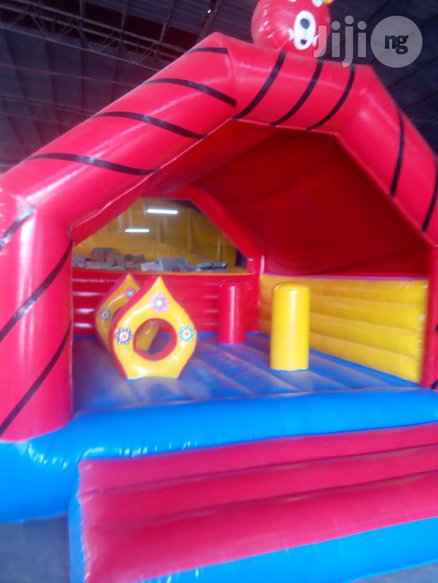 Bouncing Castle Play Ground For School Children