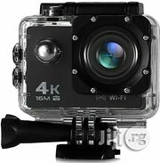 4K Ultra HD Sports Action Camera DVR Dv | Photo & Video Cameras for sale in Lagos State, Apapa