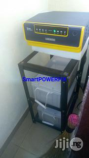 Luminous 1.5kva Inverter Installation | Building & Trades Services for sale in Lagos State, Lekki Phase 1