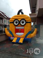 Minion Bouncy Castle Available For Rent | Party, Catering & Event Services for sale in Lagos State, Lekki Phase 1