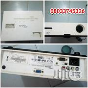Optoma DLP Projector For Sale | TV & DVD Equipment for sale in Lagos State, Ikeja