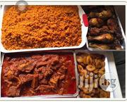 Jollof Rice, Plantain With Beef And Servers | Meals & Drinks for sale in Lagos State