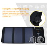 21w 5v Solar Charger For Mobile Phone And Tablet | Solar Energy for sale in Lagos State, Ikeja