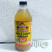 Bragg Organic Raw Unfiltered Apple Cider Vinegar - 473ml | Meals & Drinks for sale in Lagos State, Ikotun/Igando