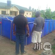 Tapolin Fish Pond Water Tank | Farm Machinery & Equipment for sale in Lagos State, Ipaja