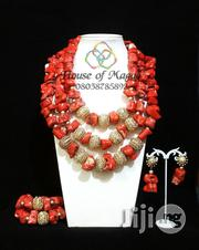 Original Beaded Coral Jewelry   Jewelry for sale in Lagos State