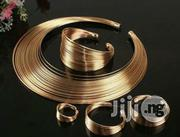 Gold Plated Round-Neck Jewelries | Jewelry for sale in Lagos State, Lagos Island