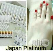 Japanese Platinum Whitening Sets | Skin Care for sale in Abuja (FCT) State, Central Business District