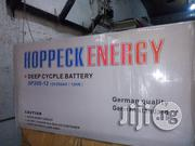 Hoppeck Energy 200ah 12V Deep Cycle Battery | Solar Energy for sale in Lagos State, Ojo