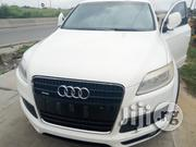 Tokunbo Audi Q7 2010 White | Cars for sale in Lagos State, Amuwo-Odofin