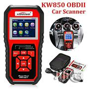 KW850 OBD2 Auto Scanner | Vehicle Parts & Accessories for sale in Abuja (FCT) State, Central Business District