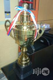 Gold Medium Trophy | Arts & Crafts for sale in Lagos State, Surulere