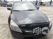 Tokunbo Honda Accord 2004 Black | Cars for sale in Lagos State