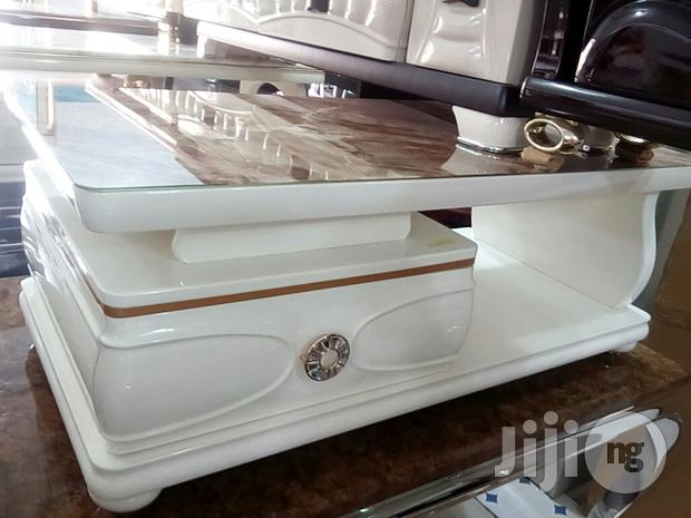 Burable Imported Center Table