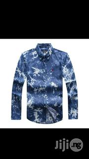Polo Ralph Jean Denim Shirt | Clothing for sale in Lagos State, Surulere