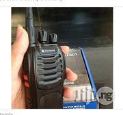 Motorola Walkie Talkie Motorola Gp366 | Audio & Music Equipment for sale in Lagos State, Ikeja