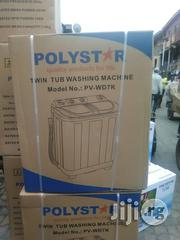 Polystar Twin Tub Washing Machine | Home Appliances for sale in Lagos State, Ajah