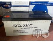 Exclusive 150ah/12v Gel/AGM Battery | Electrical Equipment for sale in Lagos State, Ikeja