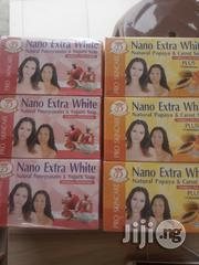 Nano Extra White Soap | Bath & Body for sale in Lagos State, Badagry