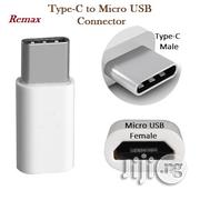Type-c To Micro USB Adapter For Charging & Data Sync   Computer Accessories  for sale in Lagos State, Ikeja