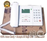 Huawei F501 GSM Desktop Phone. | Home Appliances for sale in Lagos State, Ikeja